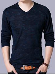 Men-Basic-V-Neck-Long-Sleeve-Sweater