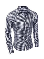 Plaid-Classic-Mens-Shirt