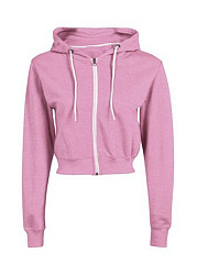 Autumn Spring  Cotton Blend  Zips  Plain  Long Sleeve Hoodies