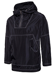 Hooded-Contrast-Stitching-Printed-Men-Jacket