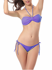 Halter-Bust-Darts-Plain-Bikini