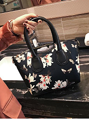 Fashion High Quality Floral Printed Hand Bag