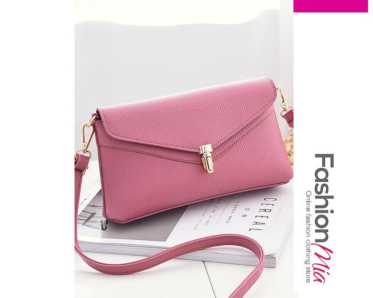 Pu Messenger Bag Mini Crossbody Bag