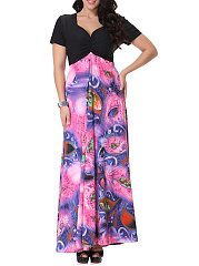 Charming-Sweet-Heart-Plus-Size-Maxi-Dress-In-Paisley-Printed