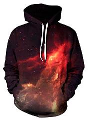 Dreamy-Galaxy-Printed-Kangaroo-Pocket-Men-Hoodie