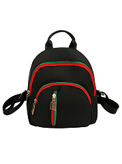 Color-Block-Striped-Street-Casual-Backpack