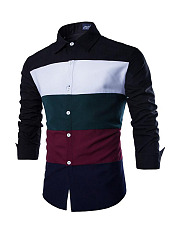 Mens-Multicolor-Shirt