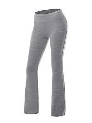 Plain-Straight-Mid-Rise-Casual-Pants