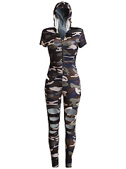Distressed-Camouflage-Hooded-Zips-Slim-Leg-Jumpsuit