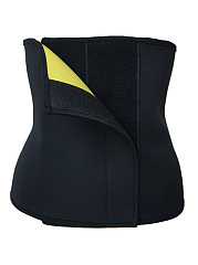 Plus Size Women Men Sexy Neoprene Sports Bustiers Body Shaper  Corset