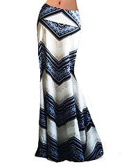 Cutout-Scalloped-Hem-Contrast-Piping-High-Stretch-Abstract-Print-Asymmetric-Stripe-Tulip-Midi-Skirts