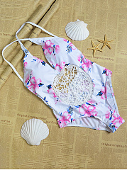 Crochet-Floral-Hollow-Out-One-Piece