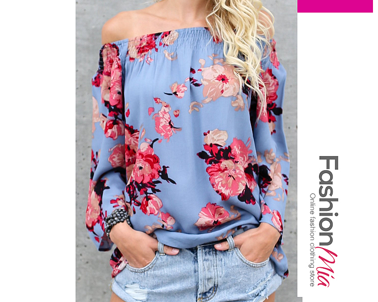 gender:women, hooded:no, thickness:regular, brand_name:fashionmia, style:elegant,fashion,japan & korear, material:polyester, collar&neckline:open shoulder, sleeve:long sleeve, pattern_type:floral,printed, how_to_wash:cold  hand wash, occasion:basic,daily, season:autumn,spring, package_included:top*1, lengthsleeve lengthbust