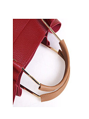 New Fashion Style Three Pieces Hand Bags