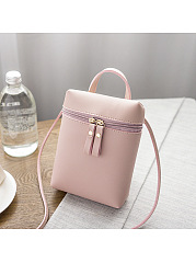 Shoulder Crossbody Bag 2019 Fashion Women Handbag Messenger Bags PU Leather Shoulder Bag Lady Crossbody Mini Bag Female Evening Bags