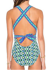 Backless  Back Hole  Bohemian One Piece
