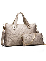 Plain And Chic New Style Luxury Women Hand Bags