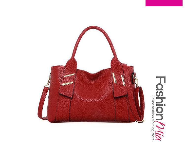 New Style Plain Luxury Women Hand Bags