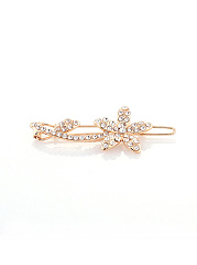 Flower Shape Hair Clip