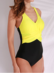 Backless High Stretch One Piece For Women