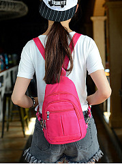 Nylon Backpack Upgrade High-End Daily Waterproof Shoulder Bag