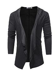 Hooded-Plain-Mene28099S-Cardigan
