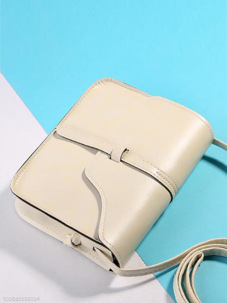 Korea Style  Mini Square Corssbody Bag