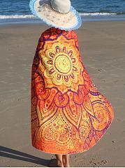 Boho-Round-Beach-Shawl-Beach-Blanket