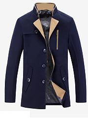 Lapel-Flap-Pocket-Men-Coat
