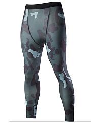 Camouflage-Slim-Leg-Mens-Sport-Pants