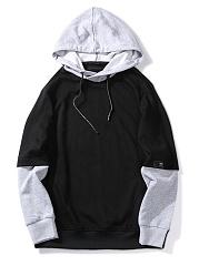 Trendy-Color-Block-Printed-Pocket-Men-Hoodie