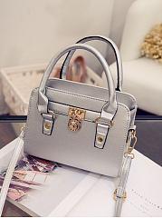 Pu-Leather-Gold-Lock-Crossbody-Bag
