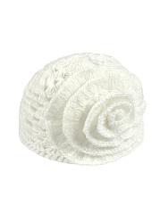 Elegance-Soft-Plain-Thick-Knit-Hat