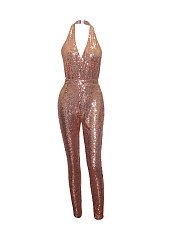 Sparkling-Halter-Backless-Glitter-Slim-Leg-Jumpsuit