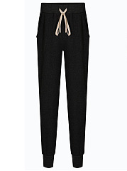 Solid-Fleece-Lined-Casual-Jogger-Pants