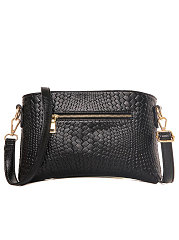 Decroative Hardware Luxury Women Shoulder Bags