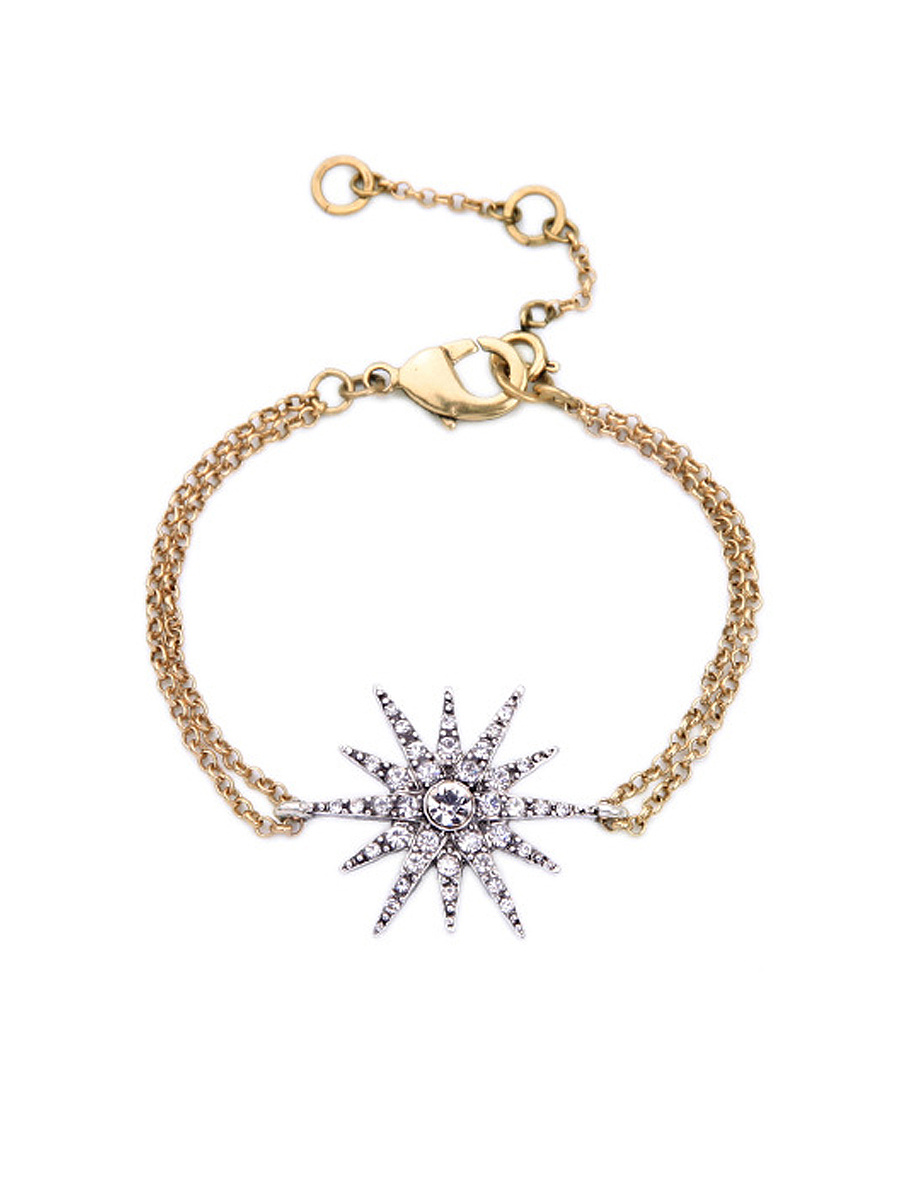 Star Shape Shine Bracelet
