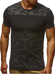 Camouflage Tshirt Men