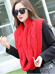 Fashion-Plain-Wool-All-Match-Wrap-Collar-Scarves