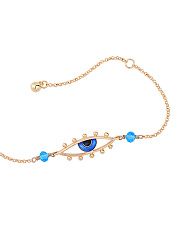 Special Chain Eye Adjustable Bracelet
