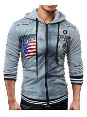 Trendy-Hooded-Printed-Striped-Men-Coat