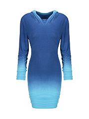 Gradient-Longline-Fitted-Attractive-Hoodie
