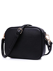 Luxury Fashion Pu Shoulder Bag