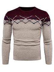 Color-Block-Round-Neck-Mene28099S-Sweater