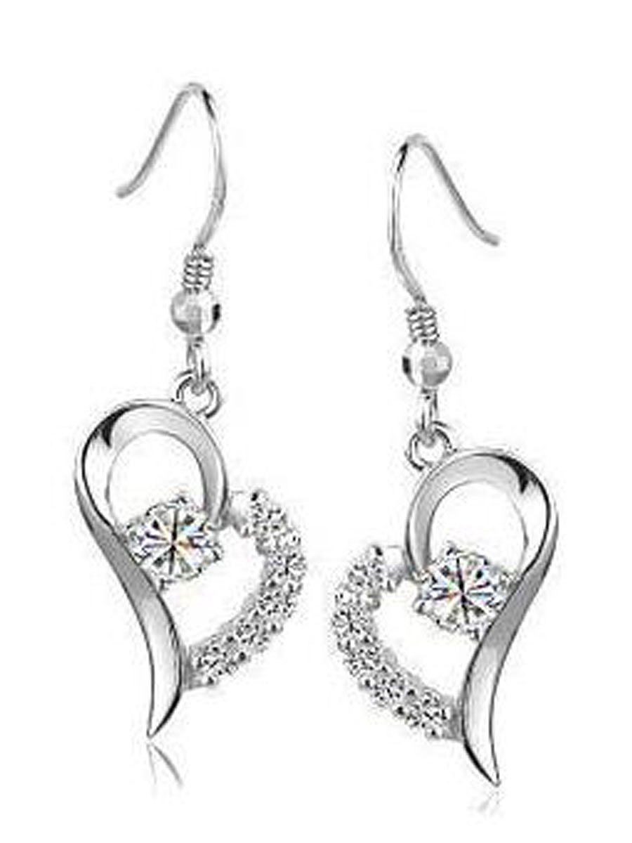 Sweet Heart Shape Earrings