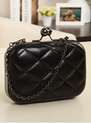 Plain Elegant Clutches For Women