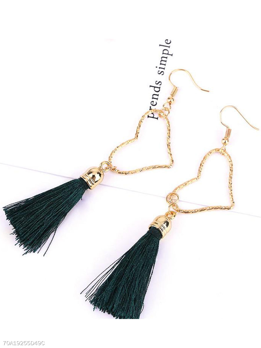 New Style Fringe Earrings For Women