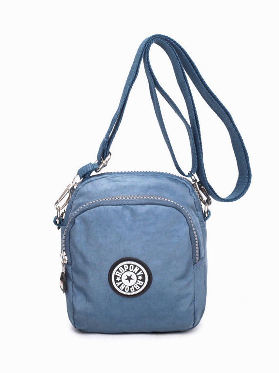 Nylon Clutch Bag Mini Crossbody Bag