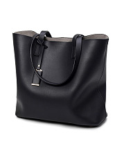 Fashion-One-Piece-Plain-Hand-Bag