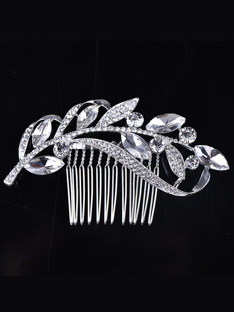 Crystal Elegant Hair Comb